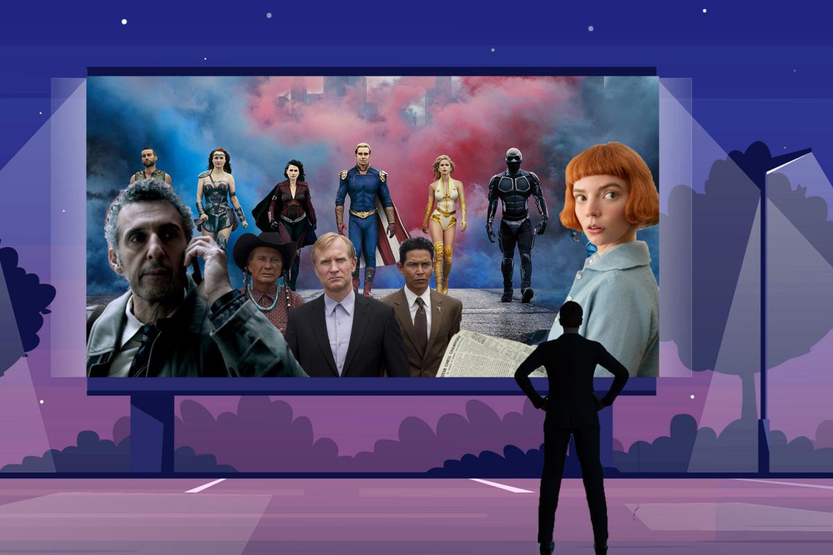 Le Veilleur d'écran(s) REPLAY 2 2021