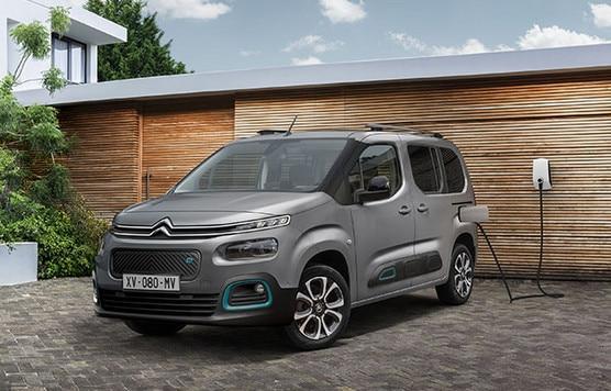 Citroën ë-Belingo © Citroën