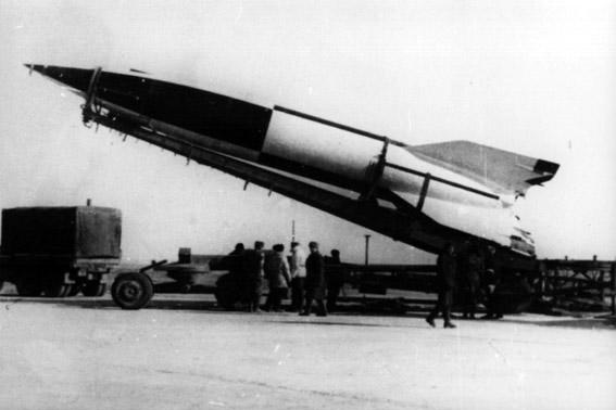 R-1 missile russe fusée 2 © RGANTD