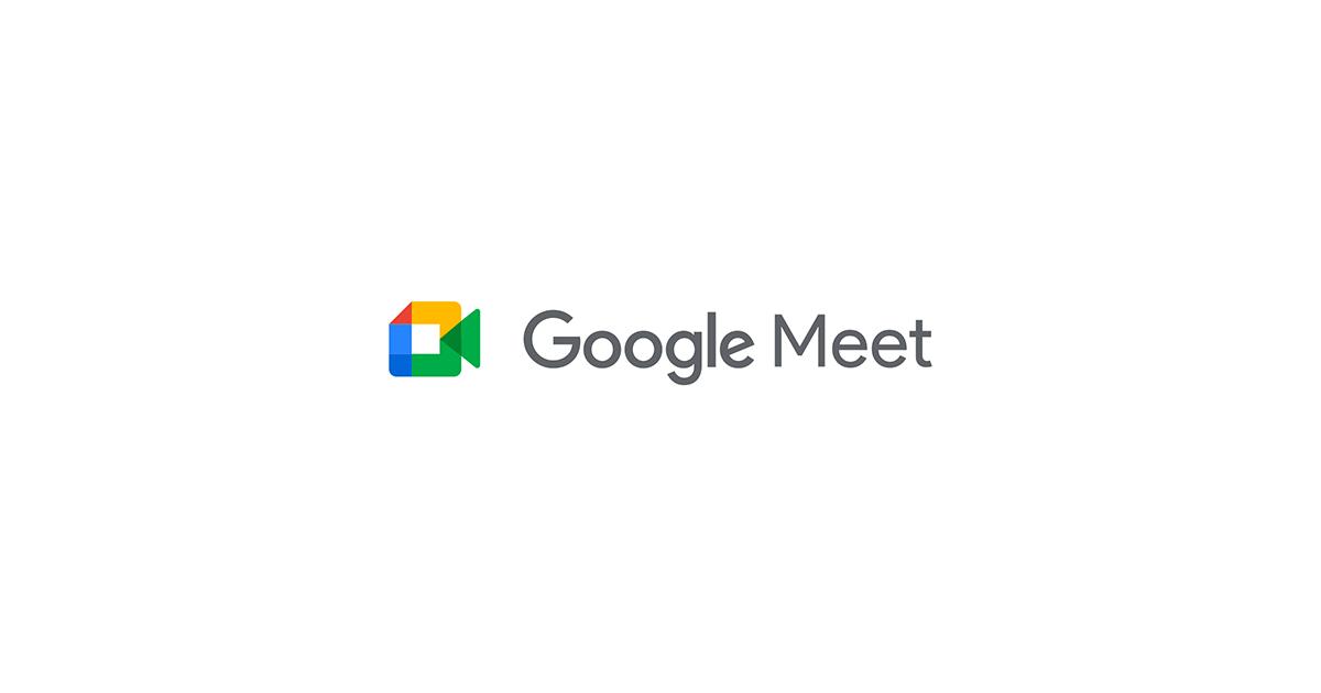 Google Meet Logo © Google