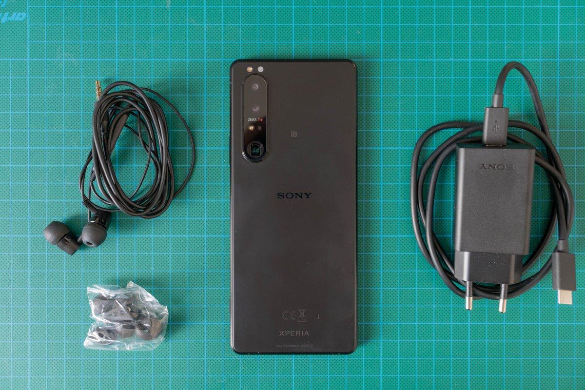 Sony Xperia 1 III test © © Pierre Crochart pour Clubic