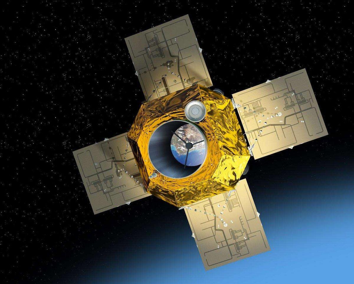 Satellite CSO 3 © D. DUCROS CNES