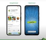 Android 12 : il sera possible de lancer un jeu alors que son téléchargement n'est pas fini