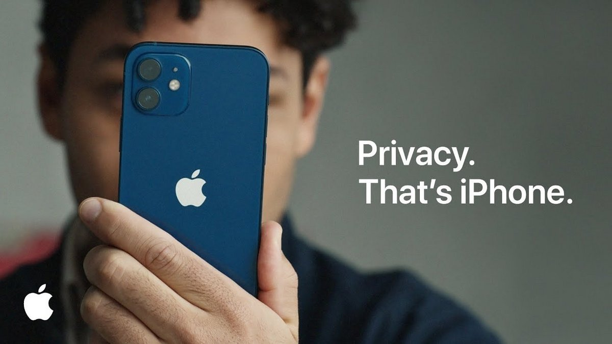 iPhone privacy © © Apple