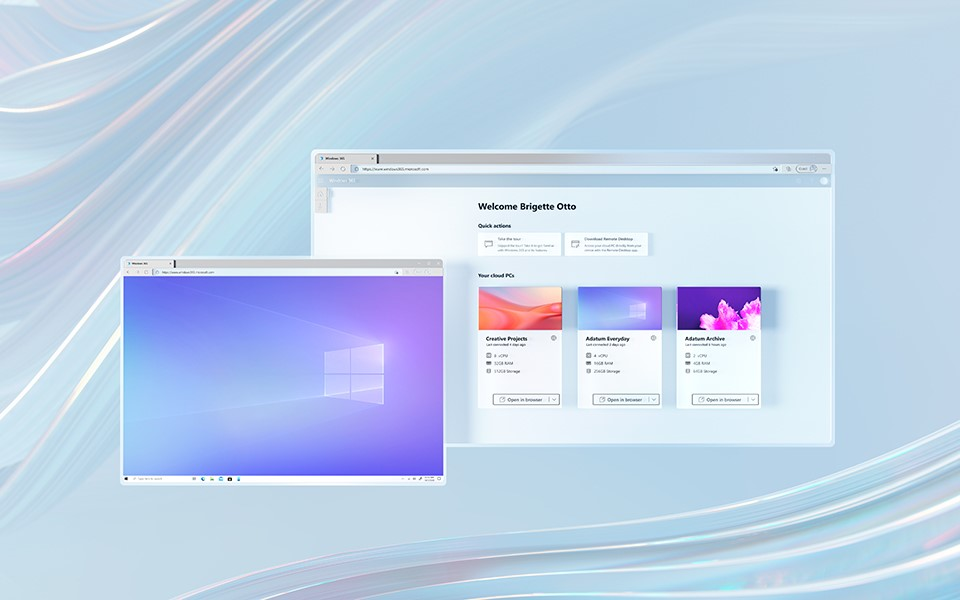 Windows 365 © Microsoft