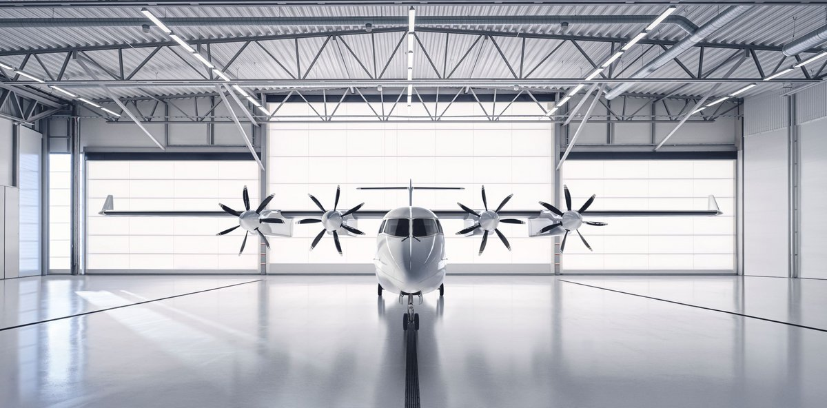 ES-19 Heart Aerospace