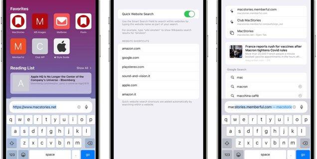 Face aux critiques, Apple fait marche arrière sur le nouveau design de Safari sur macOS et iOS