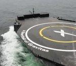 SpaceX dévoile sa nouvelle barge de récupération de lanceurs : A Shortfall of Gravitas