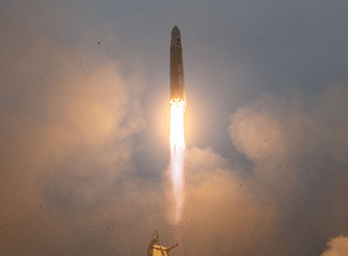Astra Rocket 3 © Astra Space
