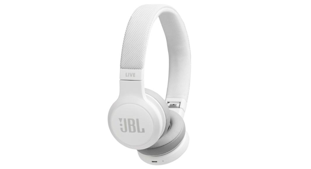 Casque JBL Live 400BT © © JBL