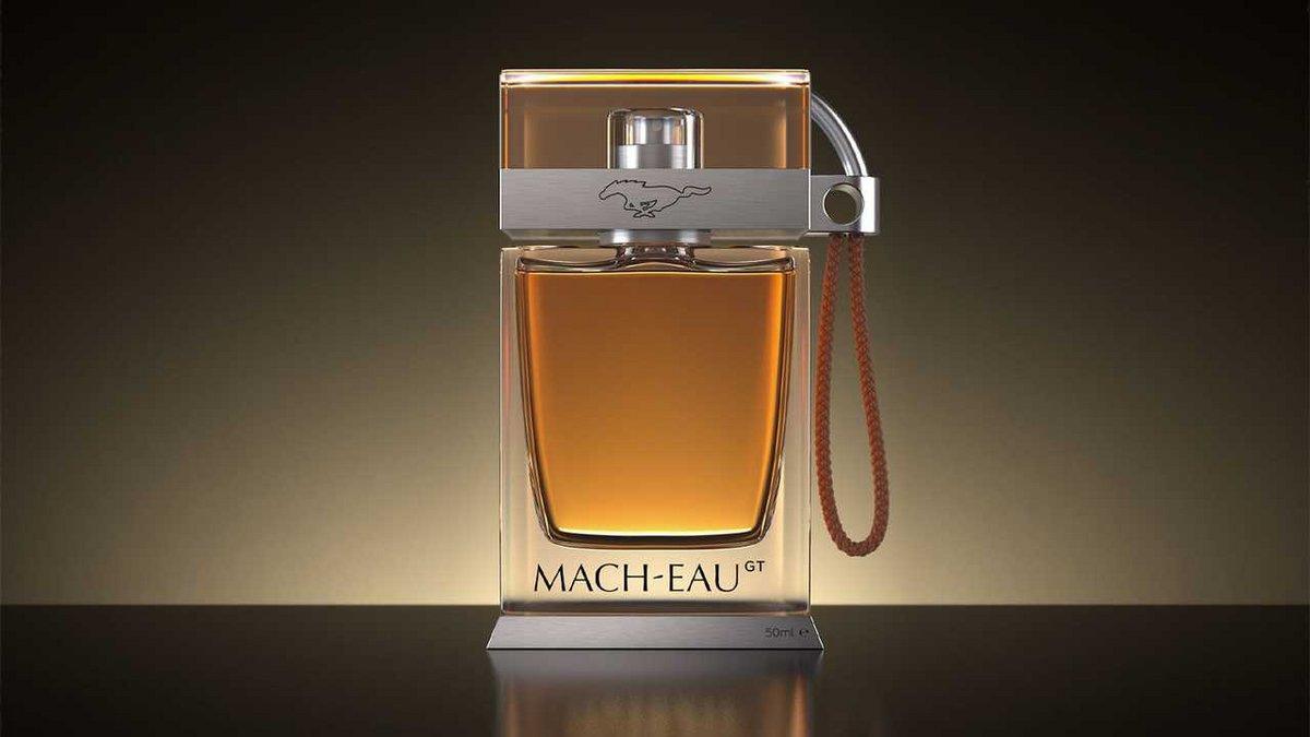 Ford Mach-Eau parfum © Ford