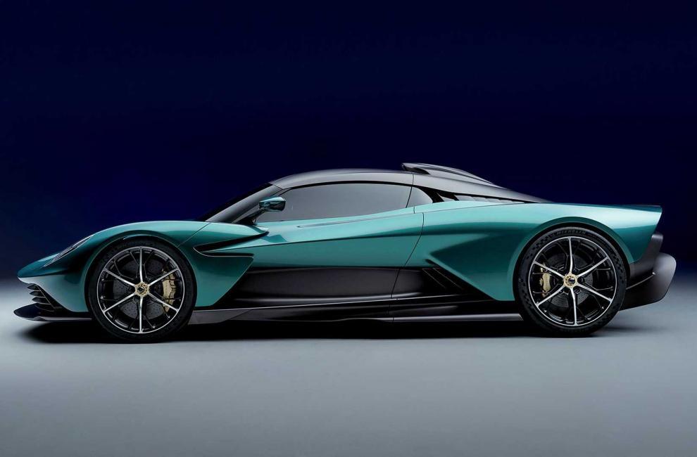 Aston Martin Valhalla © Aston Martin