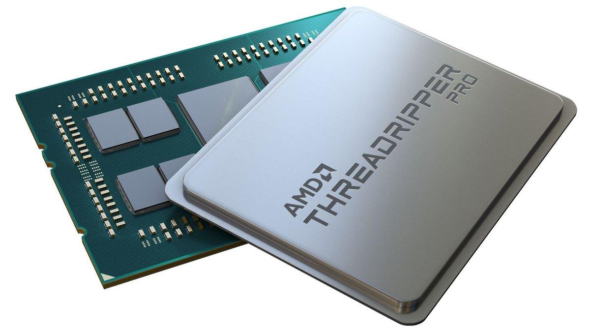 AMD Threadripper PRO © AMD