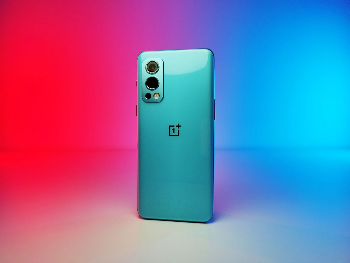 test oneplus nord 2