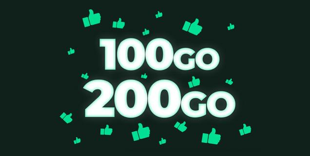 100 Go pour 12€/mois, c'est la nouvelle offre choc disponible chez RED by SFR