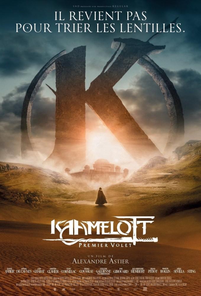 Kaamelott affiche © Regular Production