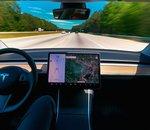 Tesla propose désormais l'option conduite autonome en abonnement mensuel
