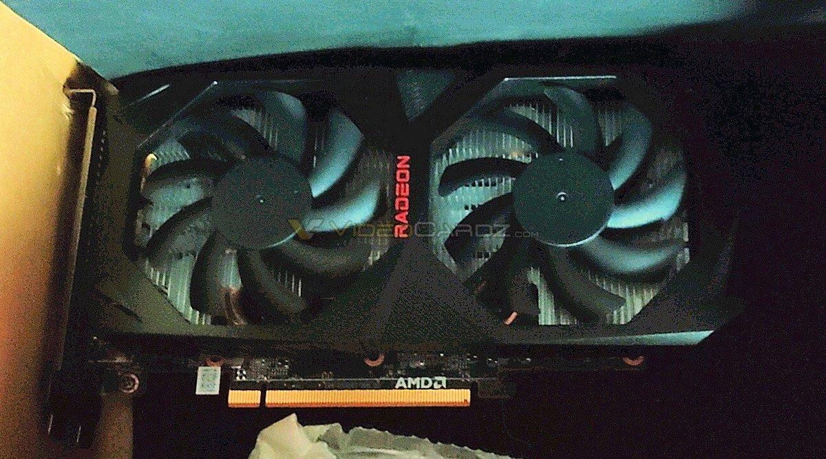 AMD Radeon RX 6600 XT © © VideoCardz