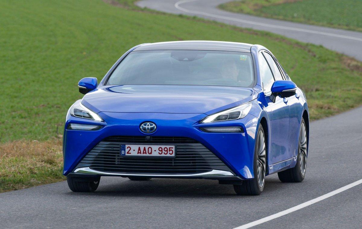 Toyota-Beyond-Zero © Toyota