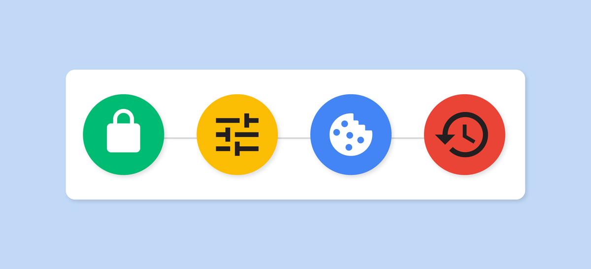 Chrome 92 update © Google