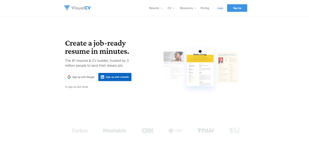 VisualCV1