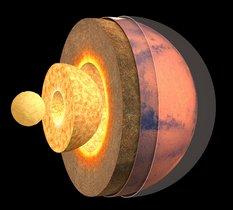 La structure interne de Mars révèle ses secrets grâce à la mission Insight