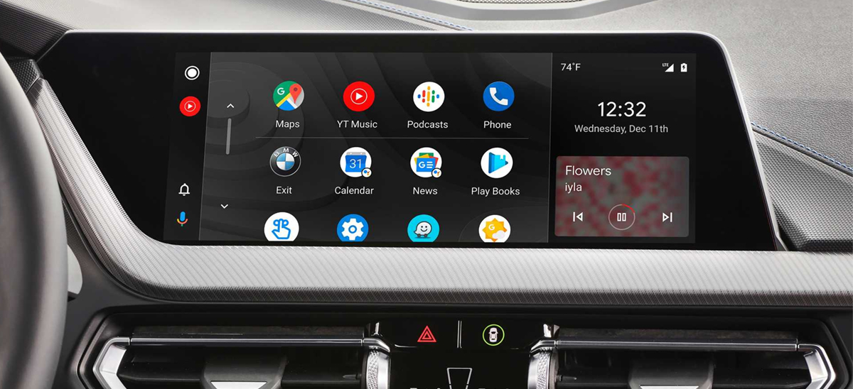 Android Auto ouvre sa bêta © Google