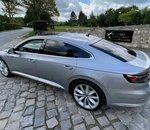 Essai Volkswagen Arteon eHybrid (2021) : la grande berline allemande passe au vert