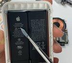 Qu'y a-t-il dans une batterie MagSafe ? Deux batteries et une bobine (ou presque)