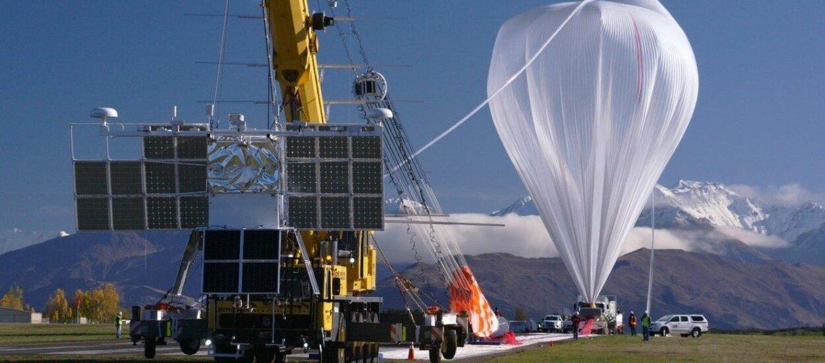 ballon haute altitude © raven aerostar