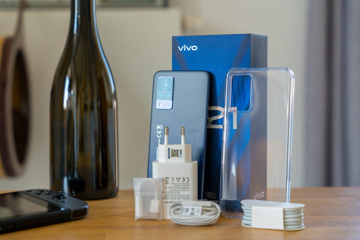Vivo V21 5G test © ©Pierre Crochart pour Clubic