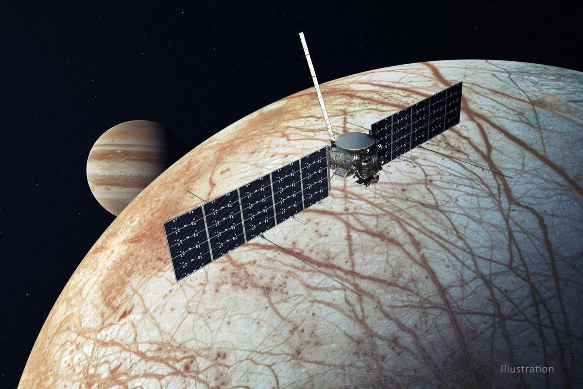 Europa Clipper NASA © NASA