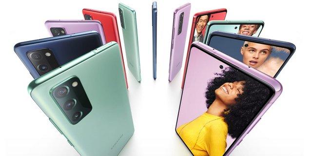 Samsung Galaxy S20 FE : un smartphone 5G à 1€ (+7€/mois) avec le forfait Bouygues Telecom Sensation 90 Go