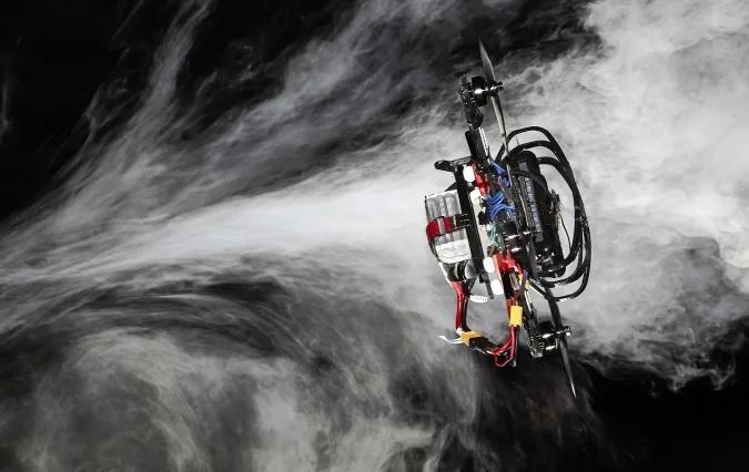 Drone race © UZH