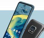 HMD lance le Nokia XR20, un smartphone ultra résistant