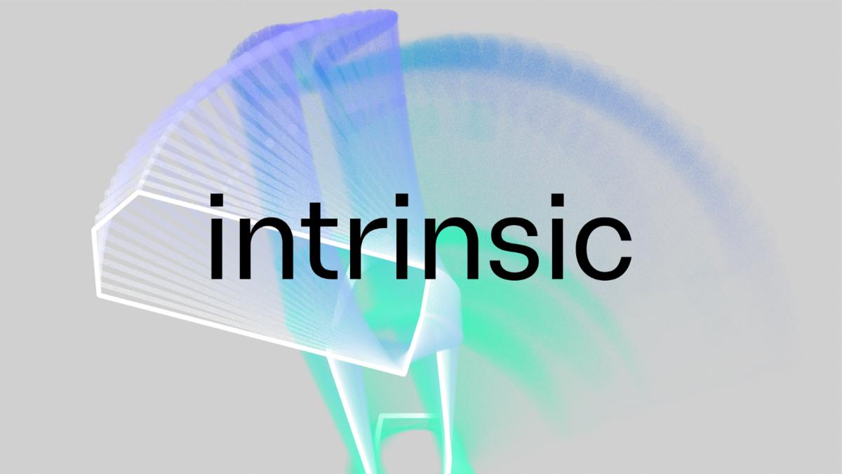 Intrinsic © Alphabet