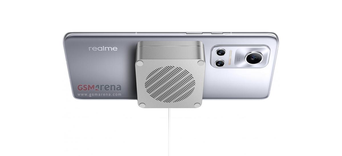 Realme Flash MagSafe © GSMArena
