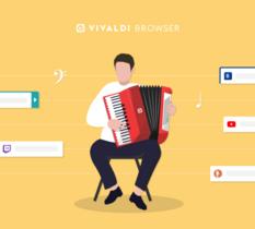 Vivaldi 4.1 : meilleure gestion des onglets et séquences de commandes personnalisées