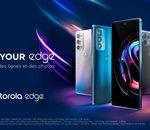 Motorola officialise ses Edge 20, des smartphones qui mettent le paquet sur la photo