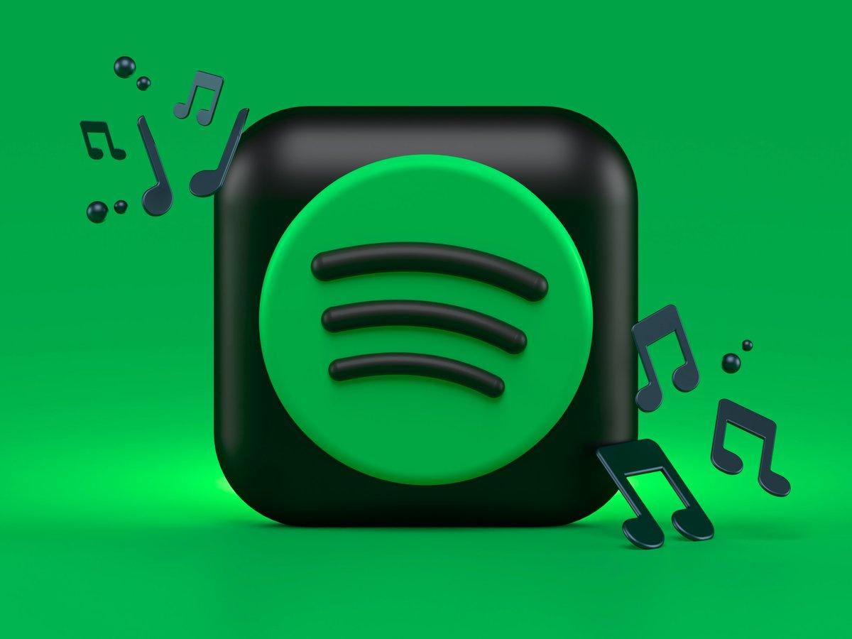 Logo Spotify © Unsplash /  Alexander Shatov