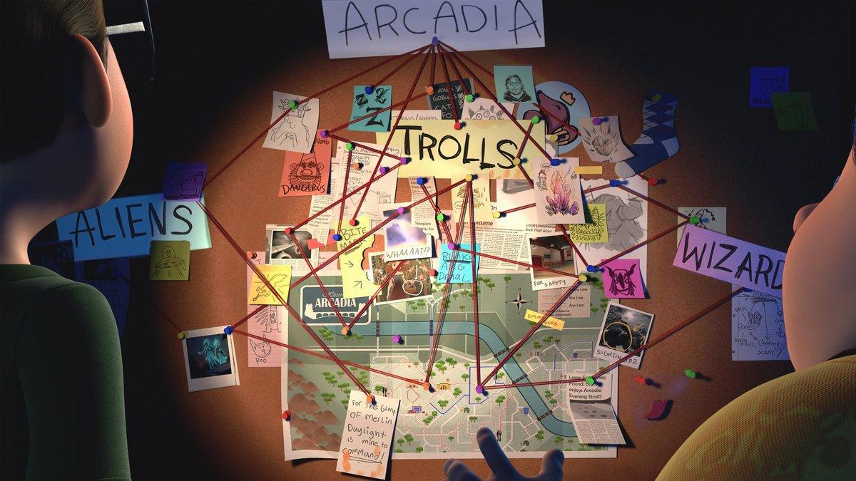 Arcadia © Netflix