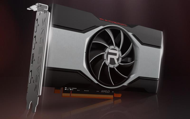AMD Radeon RX 6600 XT © AMD