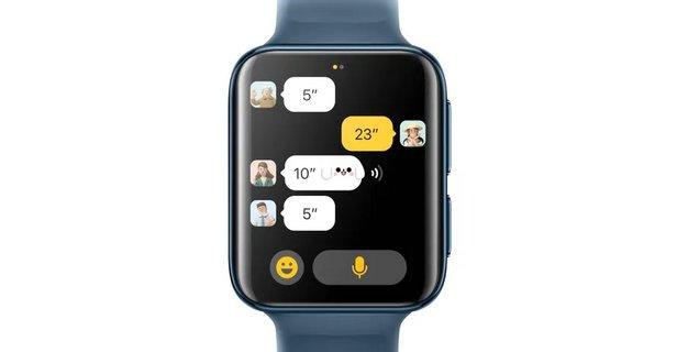 OPPO a dévoilé sa montre connectée OPPO Watch 2, qui promet une impressionnante autonomie