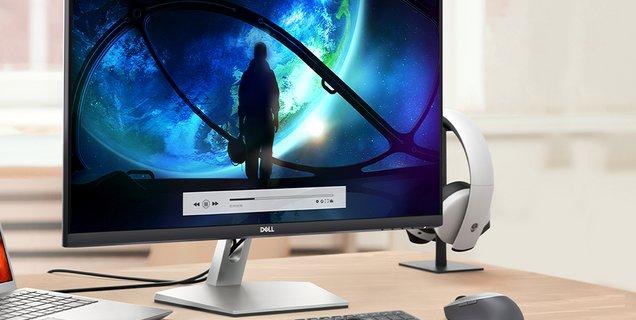 Simple mais efficace : cet écran Dell 27