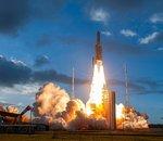 C'est le grand retour d'Ariane 5 avec la mise en orbite de deux satellites, dont le très attendu Quantum