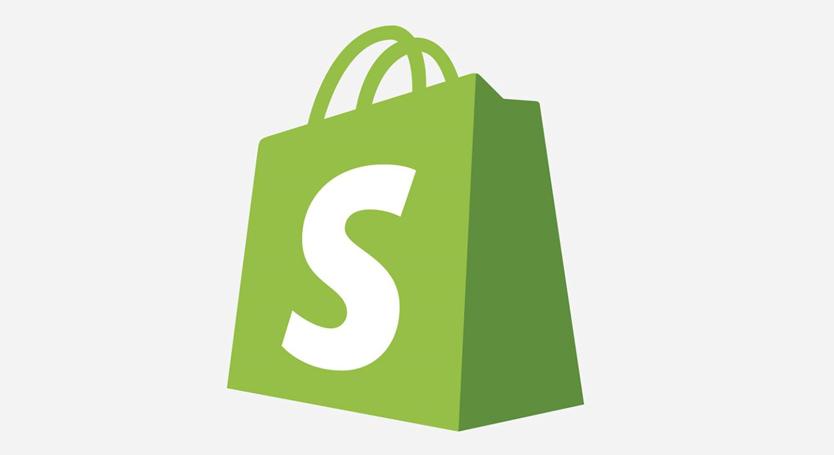 Shopify logo © Shopify