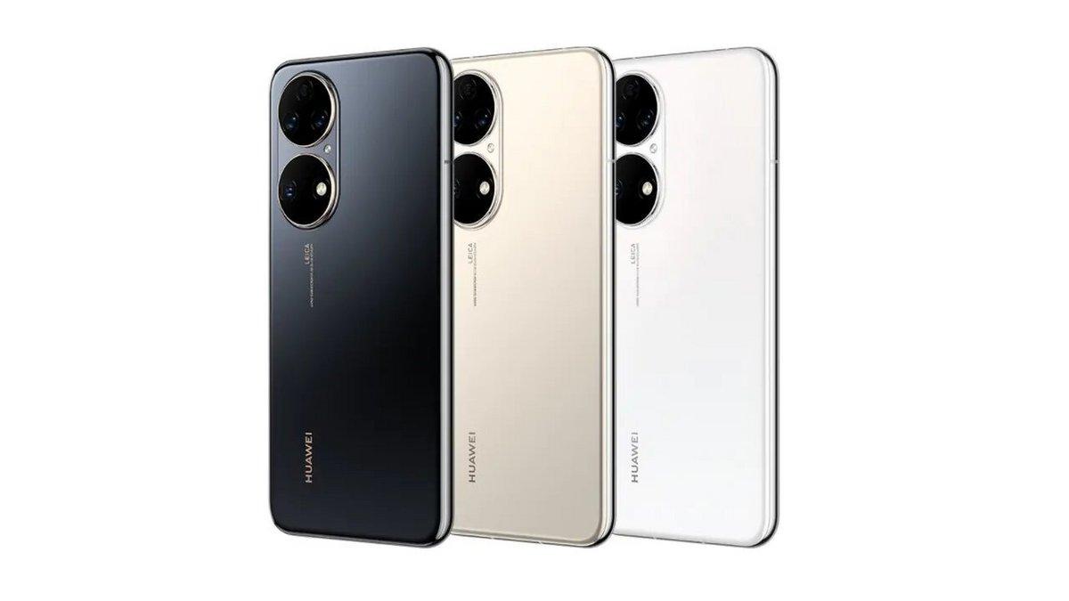 Huawei P50 © Huawei