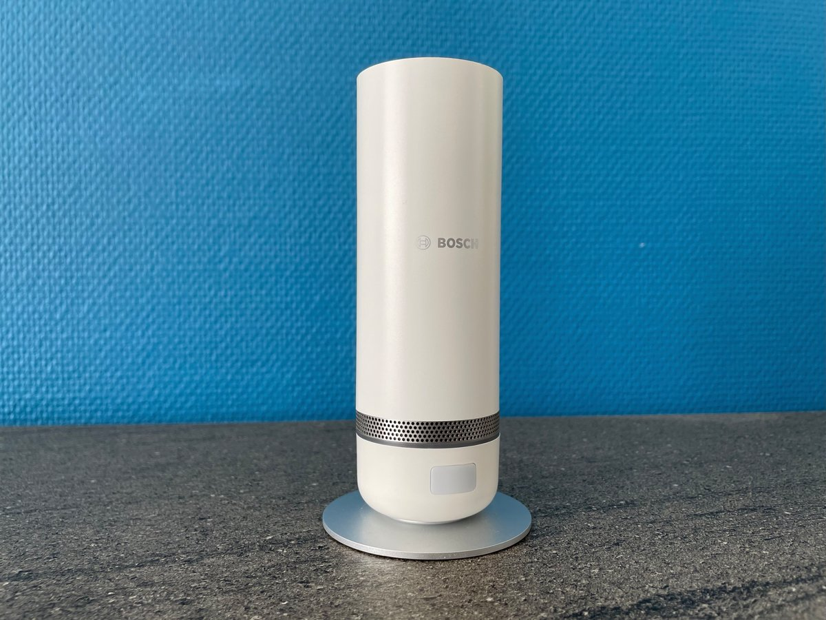 Test Bosch Caméra intérieure 360° © Mathieu Grumiaux pour Clubic
