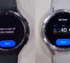 Des photos de la Galaxy Watch 4 Classic sont apparues en ligne