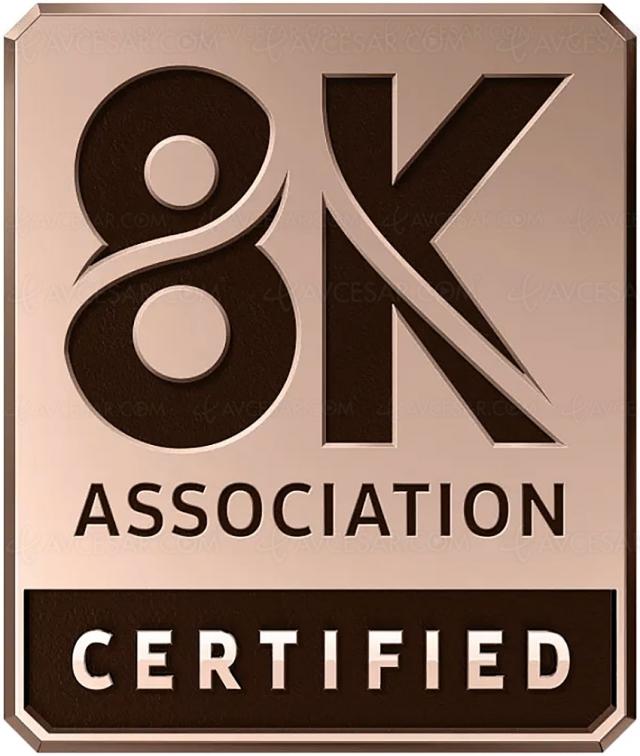 8K Association Certified © 8K Association